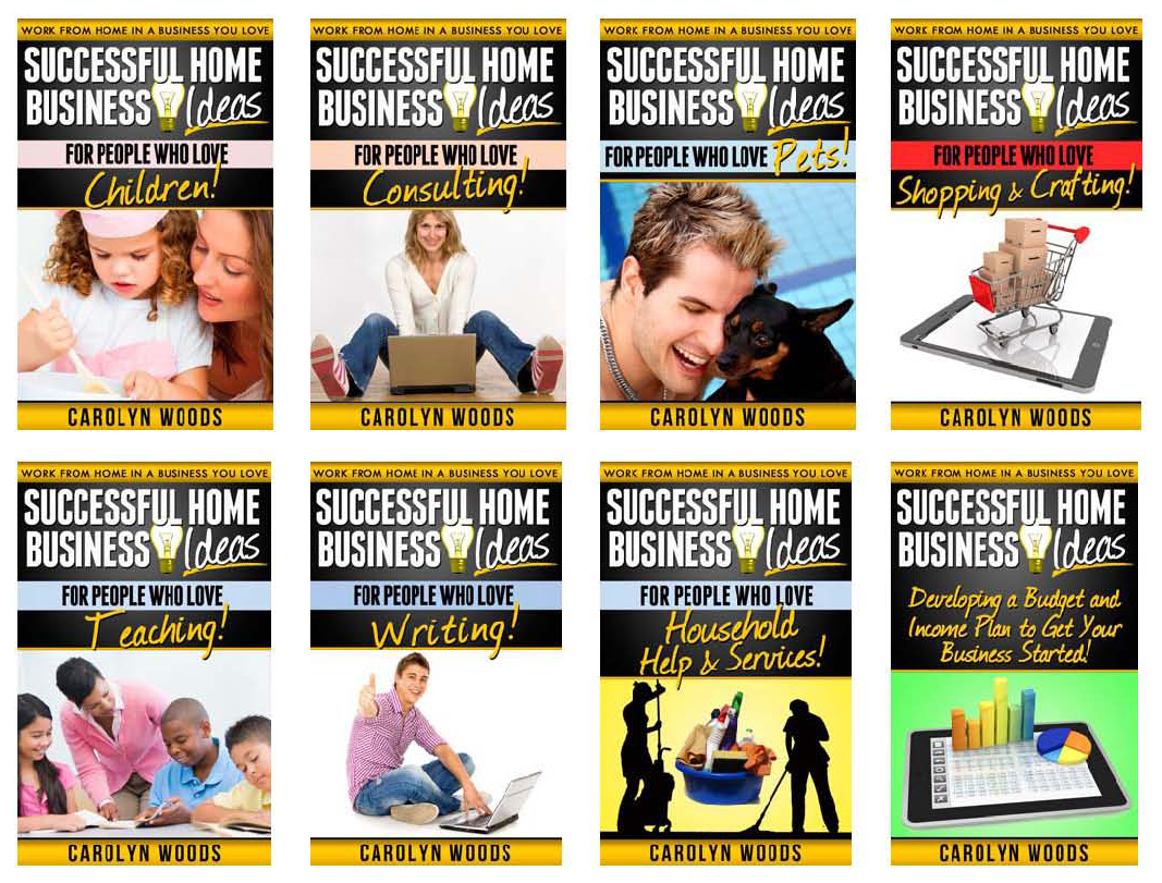 successful home business ideas carolyn woods com